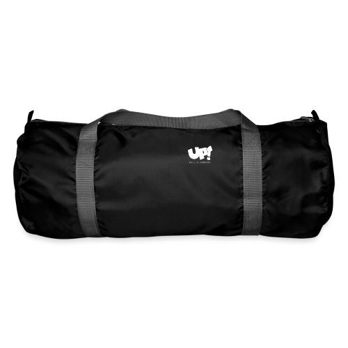 Up Dance White Logo - Duffel Bag