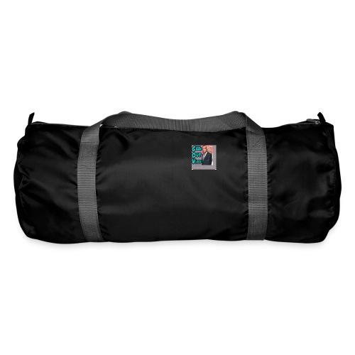 GeekOut Vlogs NES logo - Duffel Bag