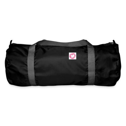 pink twitt - Duffel Bag