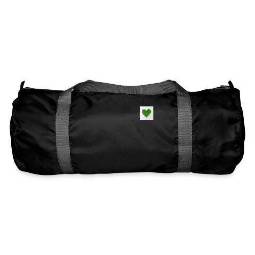 Herzrasen Button - Sporttasche