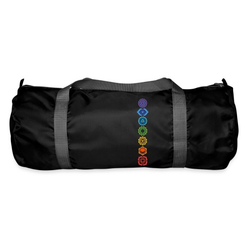 The 7 Chakras, Energy Centres Of The Body - Duffel Bag