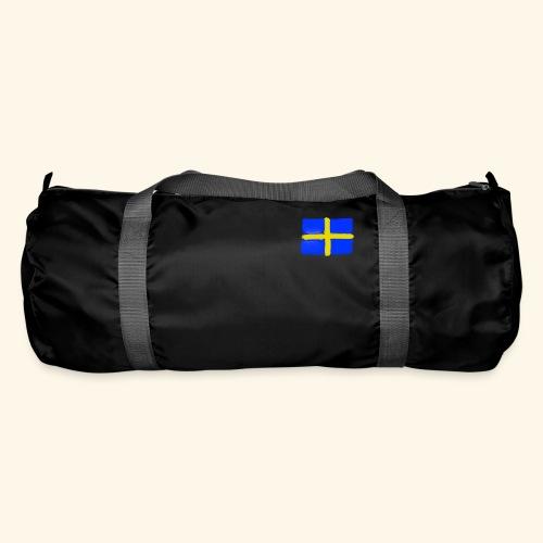 Swedish flag in Watercolours - Sportväska