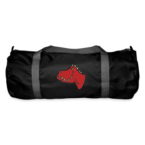 T Rex, Red Dragon - Duffel Bag