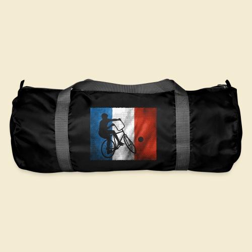 Radball | Flagge Frankreich - Sporttasche