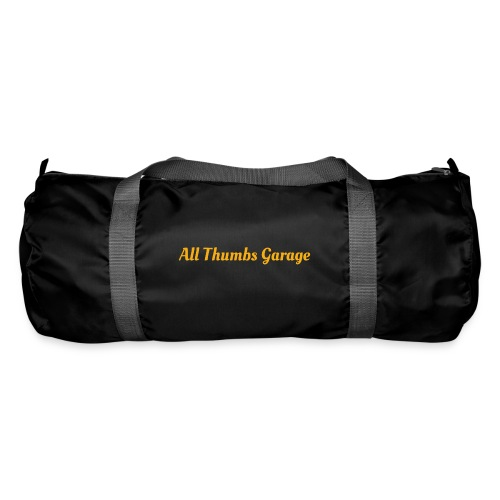 ATG text - Duffel Bag