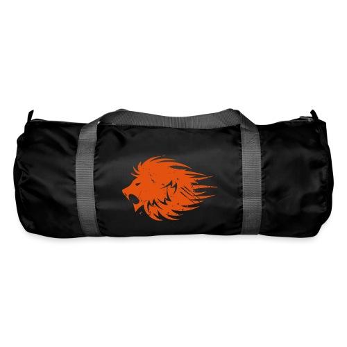 MWB Print Lion Orange - Duffel Bag