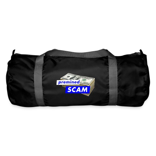 premined SCAM - Duffel Bag