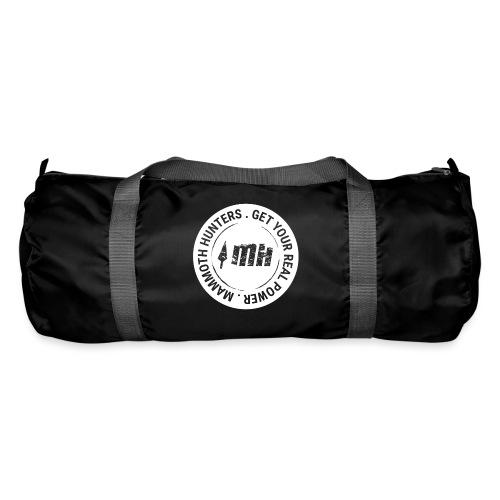 Mammoth Hunters / Círculo completo blanco - Bolsa de deporte