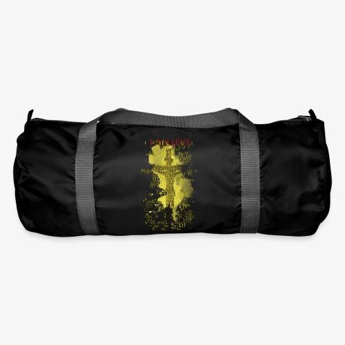 I believe / wierzę (yellow-żółty) - Torba sportowa