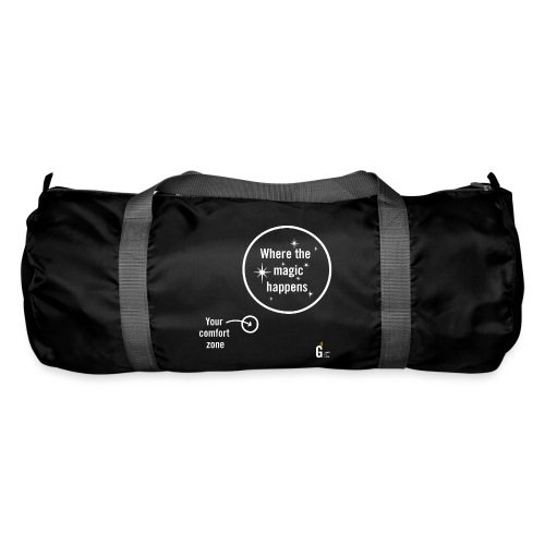 Where the magic happens I - Duffel Bag
