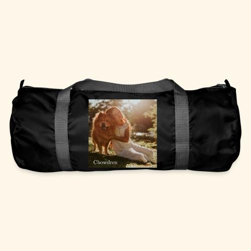 Chowdren - Chow Chow und Kind - Sporttasche