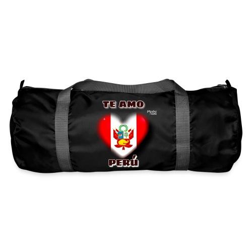 Te Amo Peru Corazon - Duffel Bag