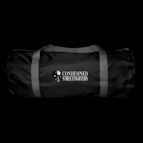 Condemned Streetfighters fridge graphic - Duffel Bag