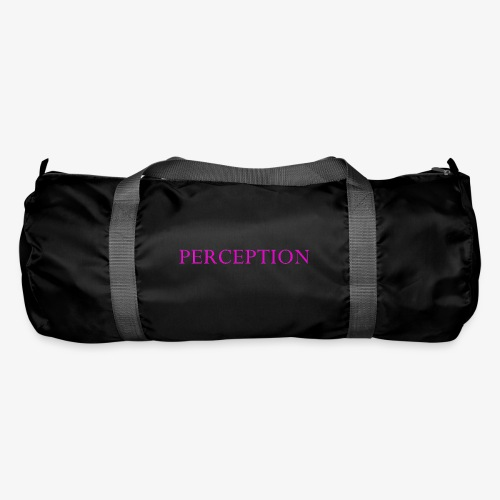 PERCEPTION CLOTHES ROSE - Sac de sport
