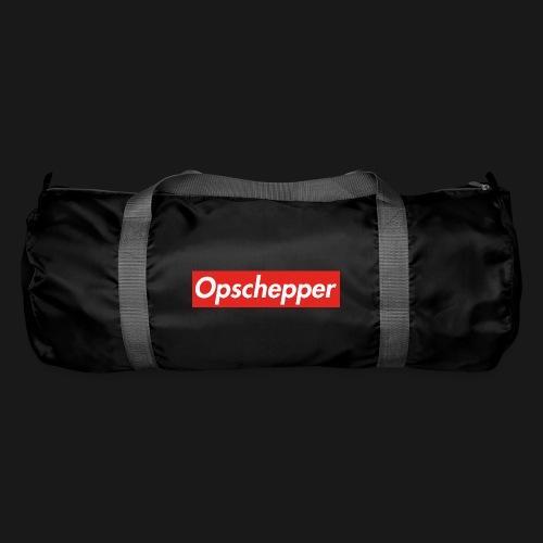 Opschepper Classic (Rood) - Sporttas