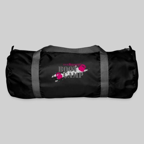 nancys bootcamp logo pink xxl transparent png - Sporttasche
