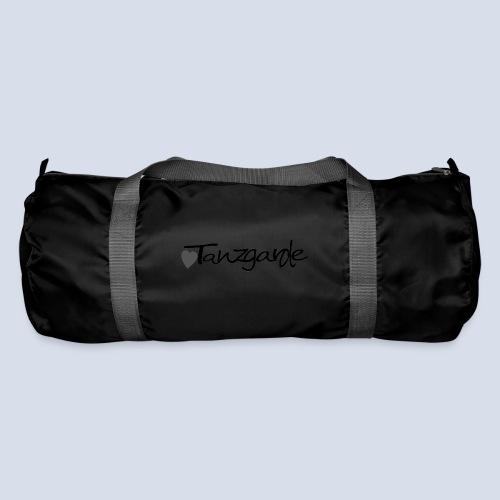 Tanzgarde horizontal black - Sporttasche