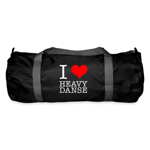 I Love HeavyDanse Transpa - Sac de sport