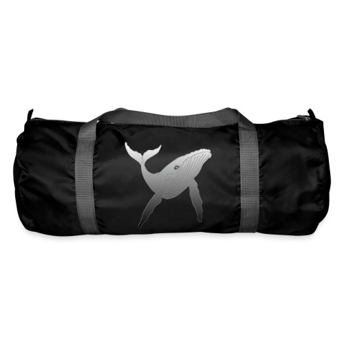 Baleine - Nature - Simple - SMPLY - Sac de sport