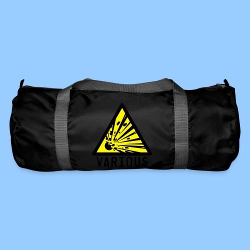 VariousExplosions Triangle (2 colour) - Duffel Bag