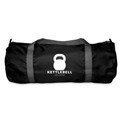 Kettlebell Deurne Wit Logo - Sporttas