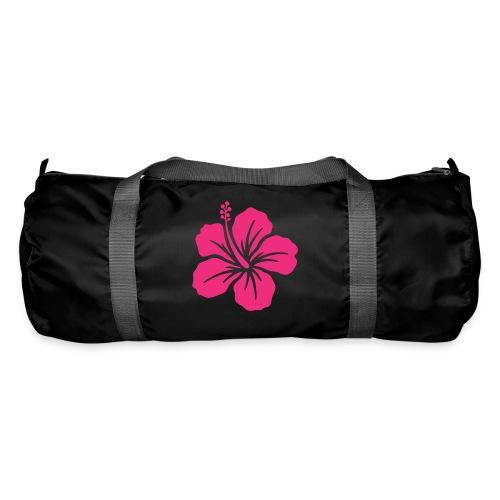 Camisetas, blusas, forros celulares de flor rosada - Bolsa de deporte