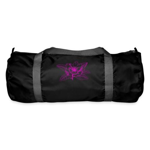 Camisetas y accesorios de flor color rosada - Bolsa de deporte