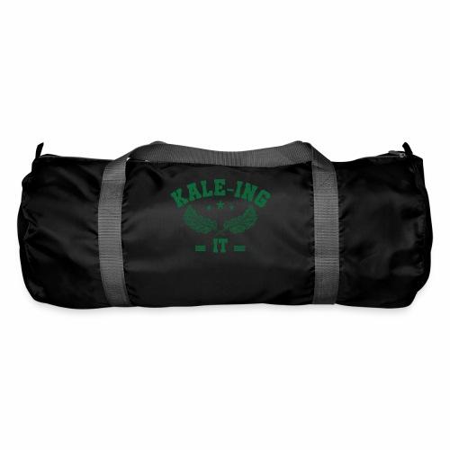 Kale - ing it - Veganer Geschenkidee - Sporttasche