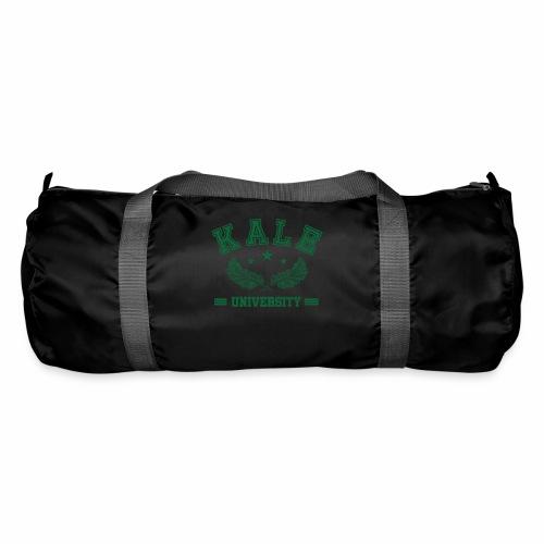 Kale University - Lustige Veganer Geschenkidee - Sporttasche