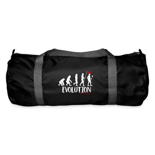 Die Evolution - Sporttasche