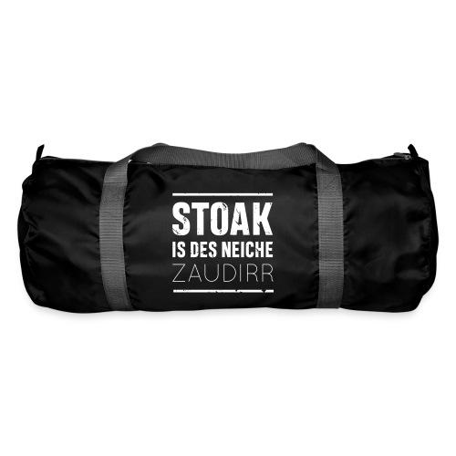 Vorschau: Stoak is des neiche zaudirr - Sporttasche