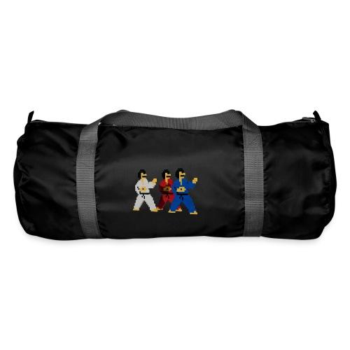 8 bit trip ninjas 1 - Duffel Bag
