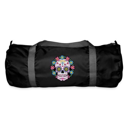 Dia de los Muertos Skull- - Duffel Bag