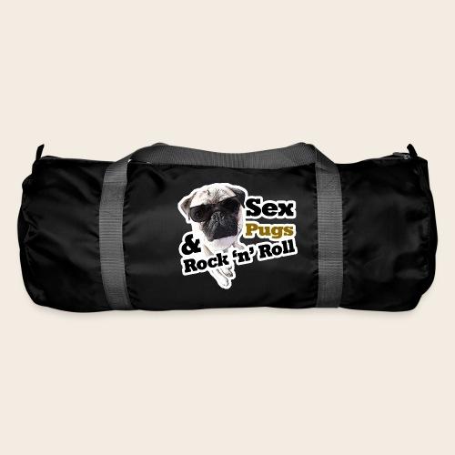 sex pugs rock n roll - Sporttasche