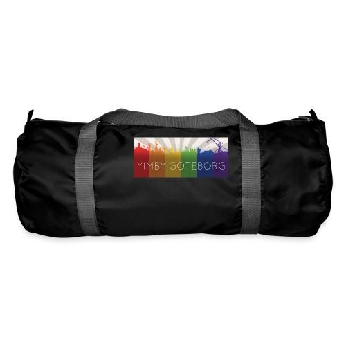 Yimby regnbågs-Tshirt - Sportväska