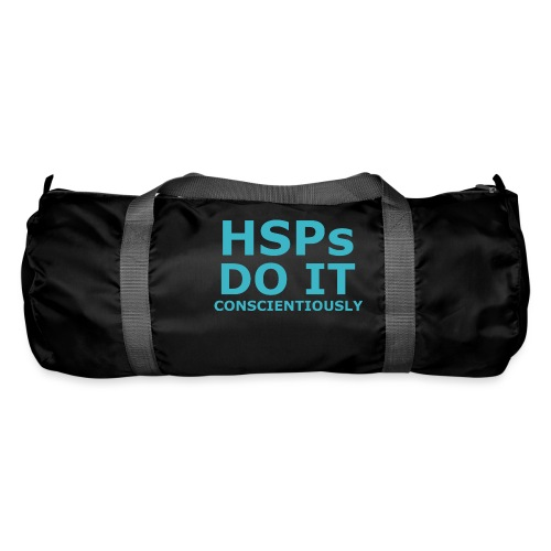 Do It hsPs men's t-shirt - Duffel Bag