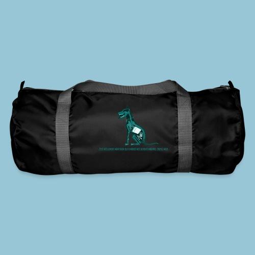 T-shirt pour homme imprimé Chien au Rayon-X - Sac de sport