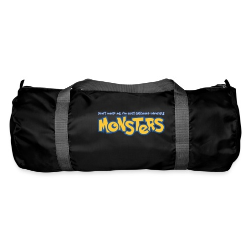 Monsters - Duffel Bag