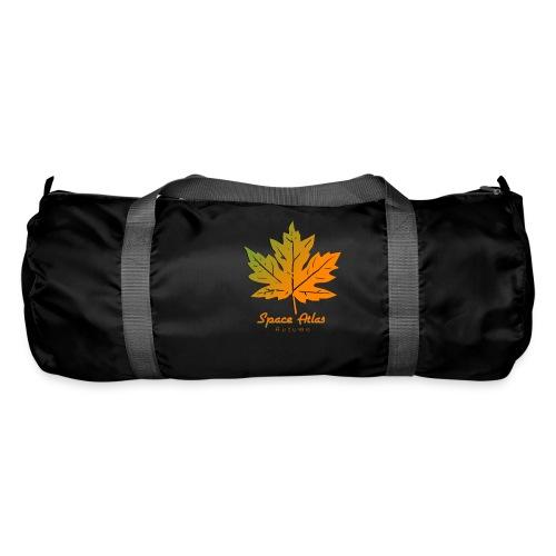 Space Atlas Long Sleeve T-shirt Autumn Leaves - Sportstaske