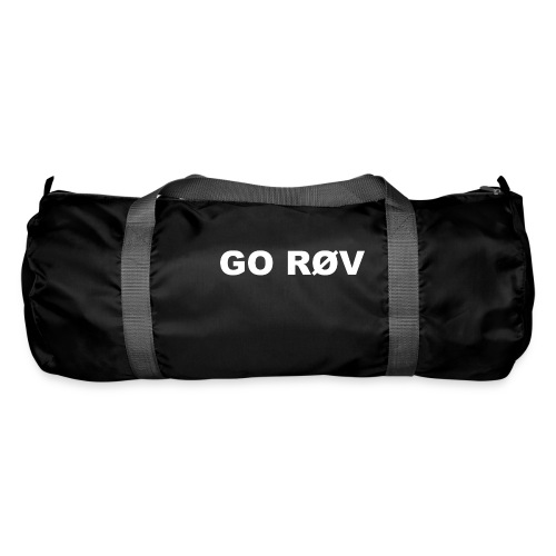 GO RØV - Sportstaske