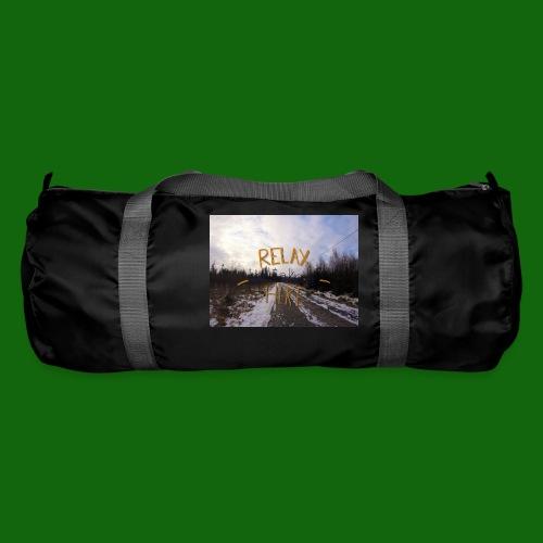 Relax and take a hike - Duffel Bag