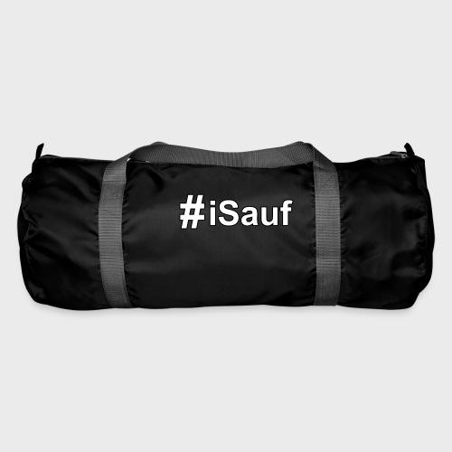 Hashtag iSauf klein - Sporttasche