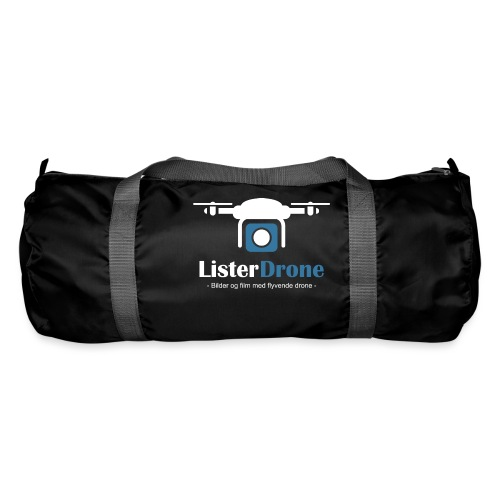 ListerDrone logo - Sportsbag