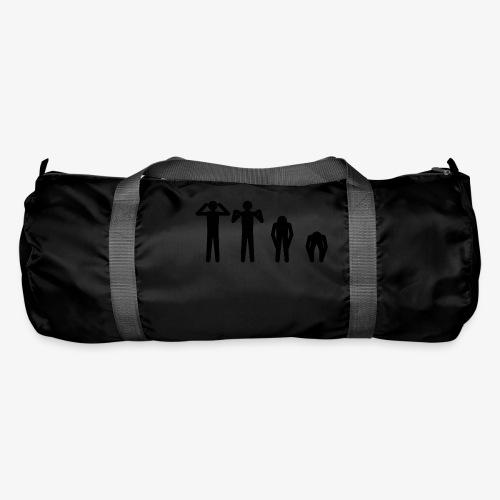 Hode, skulder, kne og tå - Sportsbag