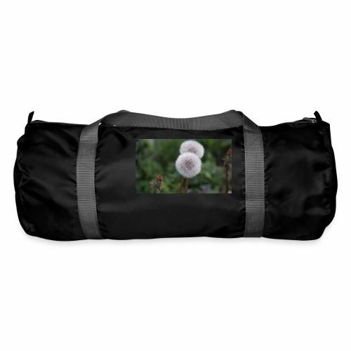 Schönes Blumenbild - Sporttasche