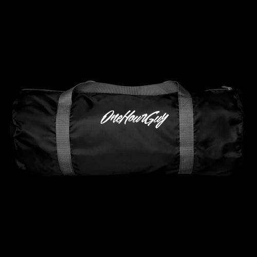 OneHourGuy Logo Italic - Duffel Bag
