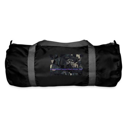low poly on light - Duffel Bag