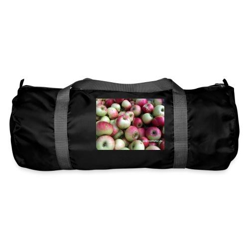Äpfel - Sporttasche