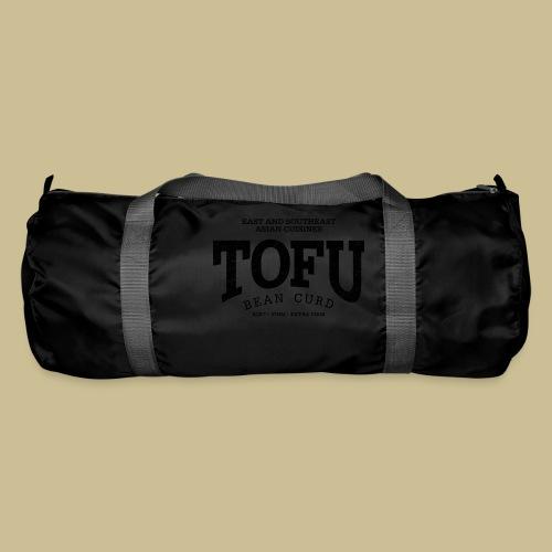 Tofu (black oldstyle) - Sporttasche