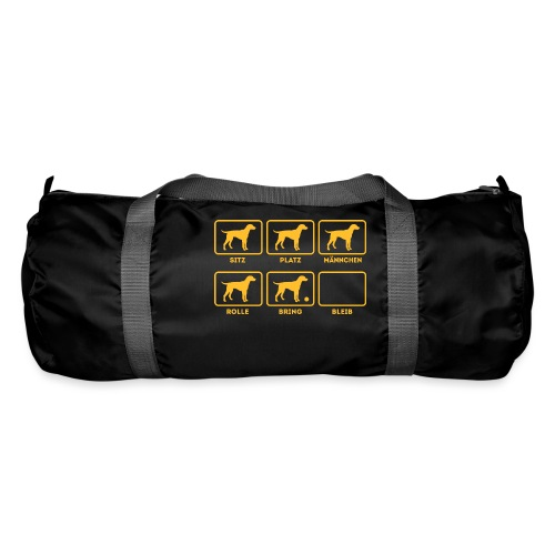 Für alle Hundebesitzer mit Humor - Sporttasche